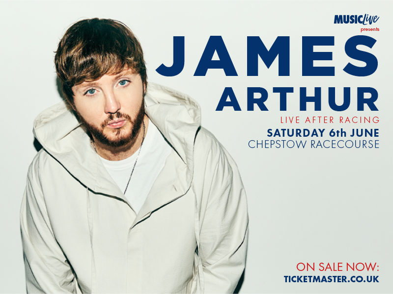 James Arthur - CANCELLED