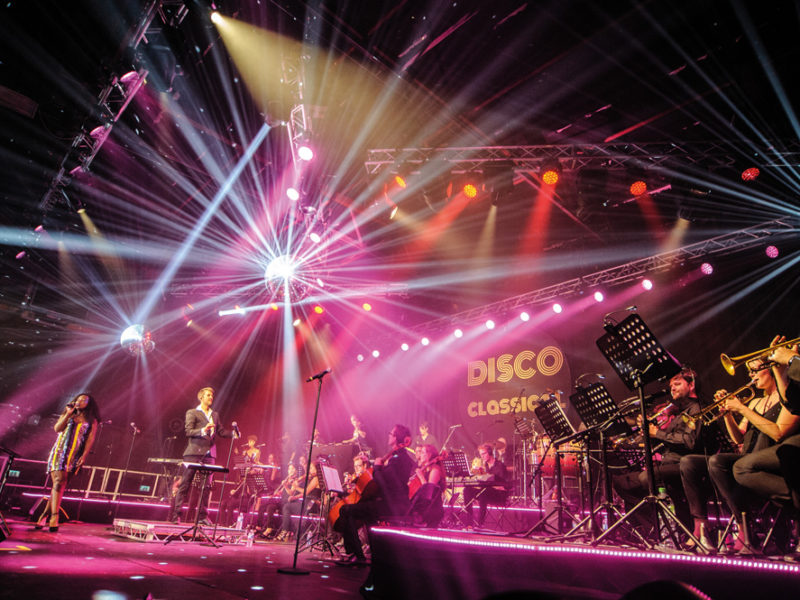 Disco Classical Ft Kathy Sledge of Sister Sledge - CANCELLED