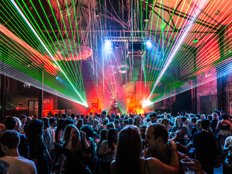 Ghostwriter announces further venue partnership with Camp & Furnace
