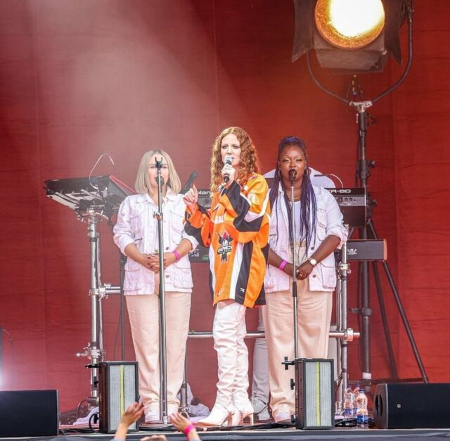 Just like that... Live music is BACK! 💥 We started off the summer in style with the incredible Jess Glynne at Newcastle Racecourse last Saturday! Re-live the evening with us in the pictures below...  - Live After Racing tickets HERE 🎟️ bit.ly/LAR_SHOWS 🎟️