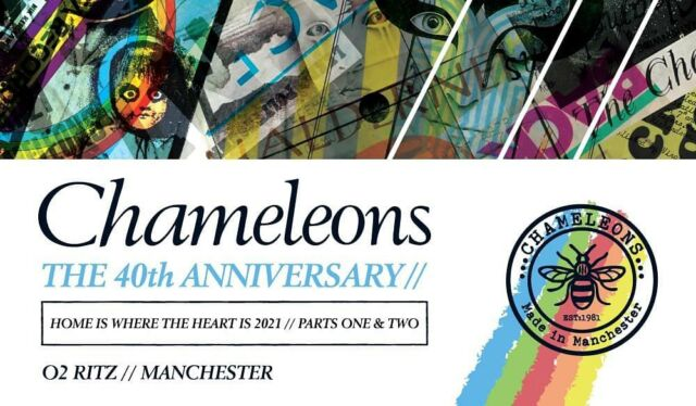 We have some exciting news about the ChameleonsVox shows this December in Manchester! Check out our socials on Thursday at 4pm to see what it is... 🆕🎙️ - #chameleons #manchesterritz #manchester